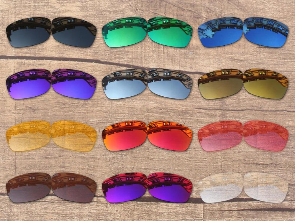Vonxyz Multiple Choices Polarized Replacement Lenses For-Oakley Jupiter Factory Lite OO4066Sunglasses