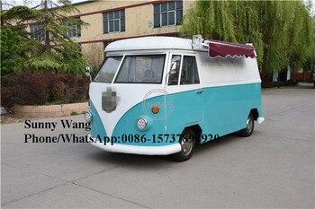 Offerta limitata gourmet food truck pranzo carrelli per la vendita mobile friggitrice carrello di cibo cibo del basamento carrello di cibo