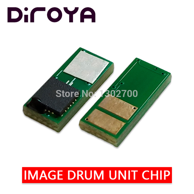 4PCS 1.4K/1.3K CRG 045 CRG 045 toner cartridge chip For Canon LBP610C 611 LBP612 LBP613 MF632Cdw MF630C MF634 MF632 MF631 MF633