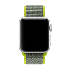 Yayuu New Nylon Sport Loop band for Apple Watch Series 4/3/2/1 classic buckle Watchstrap loop belt Bracelet Smart watch strap watch classic 1