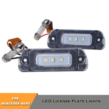 Canbus No error LED license plate lights for Benz GL350 GL450 GL500 GL550 GL320 ML350 ML450 ML500 ML550 ML63 R300 W251 W164 W163 for mercedes benz ml350 2006 2011 x164 w251 gl350 2010 2012 gl450 2007 2012 front left master power window switch 2518300290