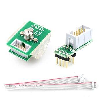 El Mejor Precio de YANHUA para el adaptador de lectura de datos antirrobo de Chip BDC BMW 95128/95256 8Pin