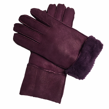 Gloves Women Leather Warm Winter New 2020 Gloves Manual Brand Fashion Classic Mittens Lady's Female Sheepskin Leather Gloves brand russian winter women warm fashion gloves female genuine leather mittens 100