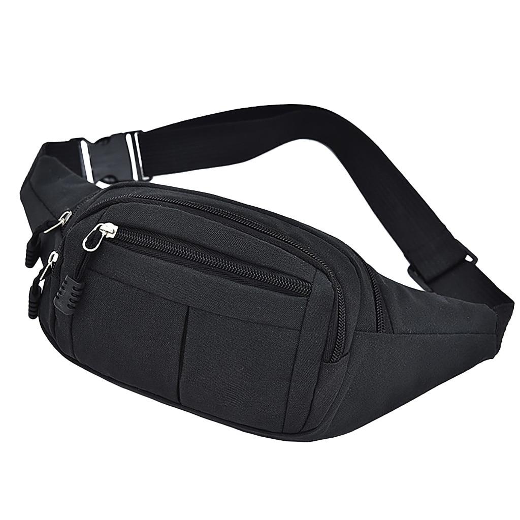 Fanny Pack Fashion NEW Waist Packs Heuptas Hip Bag Women's Waistband Banana Waist Bags Waist Bag Women Bolso Cintura#10q