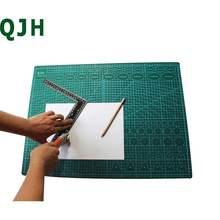 A2A3A4 kesme Mat PVC ped kesme tahtası Patchwork dikiş aracı DIY deri el sanatları çalışma aleti seti çift taraflı ped taban plakası