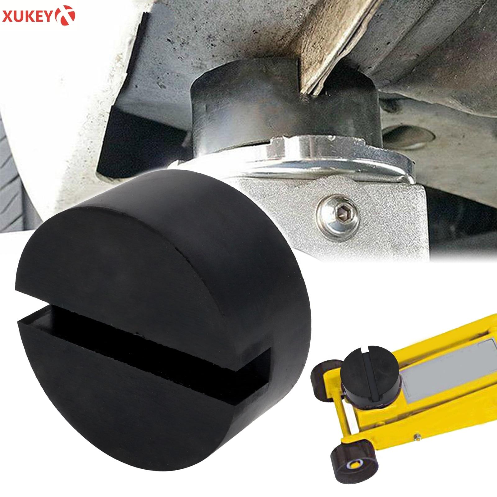 Jack Rubber Pad Anti-slip Rail Adapter Support Block Heavy Duty Car Lift Tool Accessories For Honda Toyota Nissan Hyundai Mazda