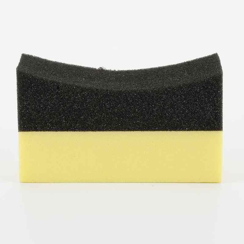 Cepillo para detalles de pulido para lavado de coches, 1/2 Uds., Cubo de neumáticos, Herramientas de limpieza, encerado, cepillo de polvo, accesorios para el coche, detalle de coches