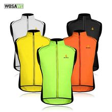 5 Colors Men Women Ultralight Reflective Cycling Vest Windproof MTB Vest Breathable Road Mountain Bike Bicycle Cycle Wind Vest