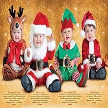 Costume Hat Christmas-Clothes Santa Xmas Outfit-Set Pants Socks U3 Newborn Baby Infant
