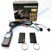 Inmovilizador RFID de 2,4G, sistema de alarma para coche, bloqueo de motor inalámbrico, circuito inteligente antirrobo, dispositivo de desbloqueo automático