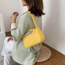 Retro Totes Bags For Women 2020 Trendy Vintage Handbag Female Small Subaxillary Bags Casual Retro Mini Shoulder Bag