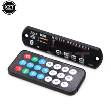 Module Speaker Mp3-Decoder-Board Car-Accessory Aux-Player Audio Remote-Control Bluetooth