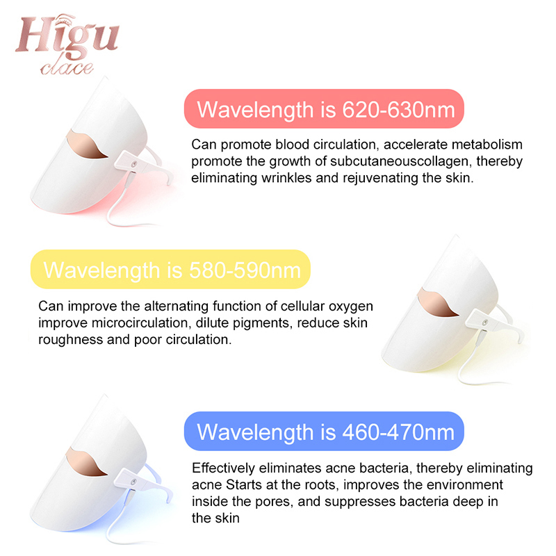 rejuvenescimento da pele clareamento instrumento tratamento acne