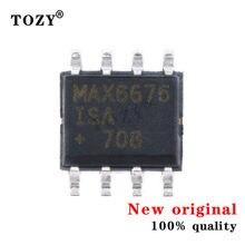 10pcs / lot new original Chip max6675isa + sop-8 temperature to digital converter SPI