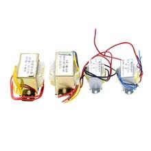 AC 6V 9V 12V 15V 18V 24V Output Voltage 3W-30W Copper Core Input 220V 50Hz-60Hz Single Dual Voltage Copper Power Transformer