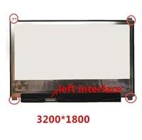 LCD Matrix for Laptop 13.3 3200X1800 Monitor replacement LP133QD1 SPB2 LP133QD1 (SP)(B2)