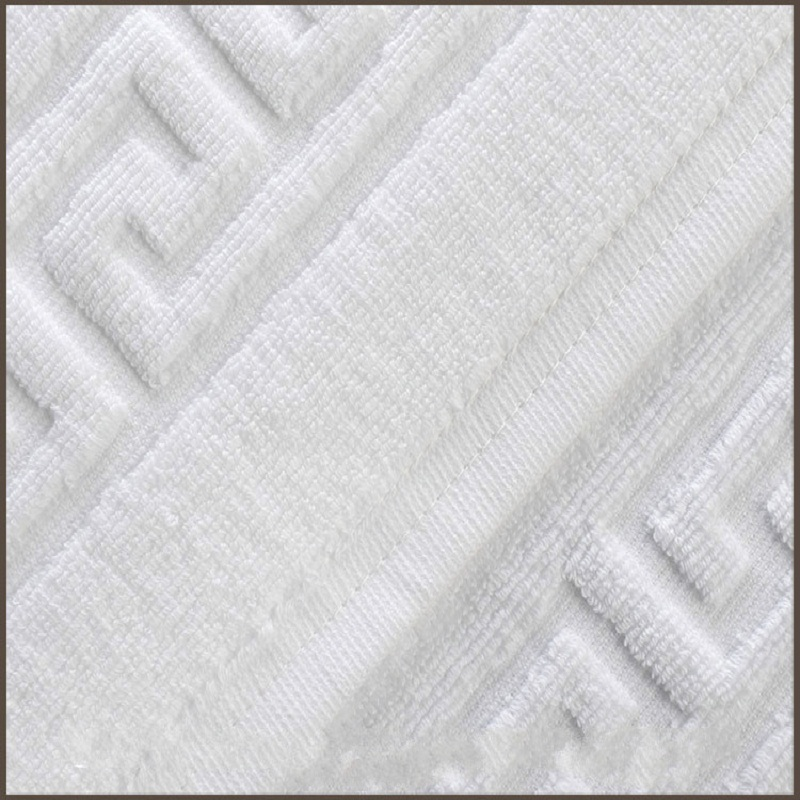 3PCS 100 Cotton Embroidered Beach Bath Towels Sets for Hotel Luxury Brand High Quality Soft Face