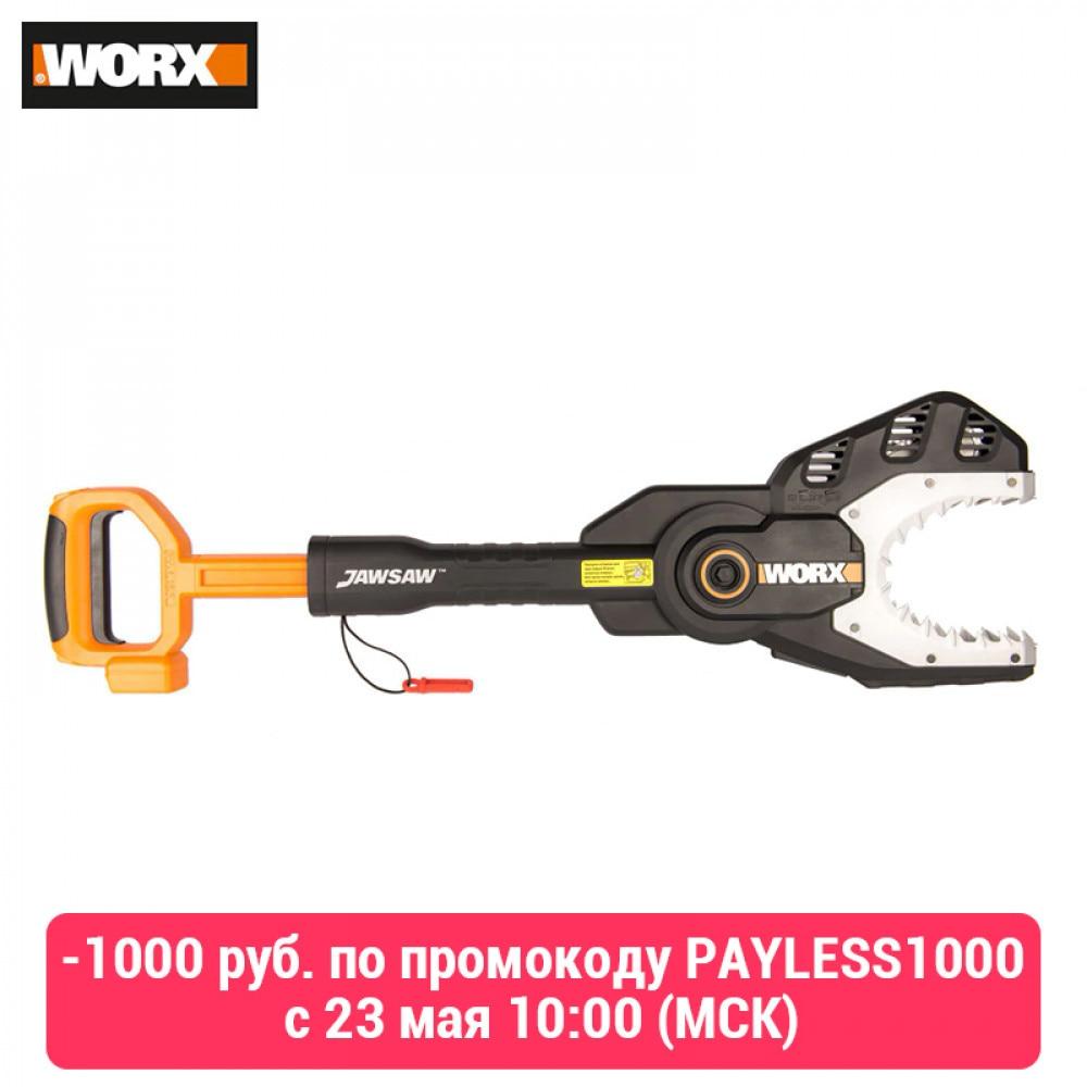 Electric Saw WORX WG329E.9 Power Tools Chain Chains Accumulator Saws
