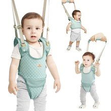 Baby Walker Toddler Walking Assistant Functional Safety Walking Harness Walker for 7-24 Months Baby Learn Stand Up and Walking(China)