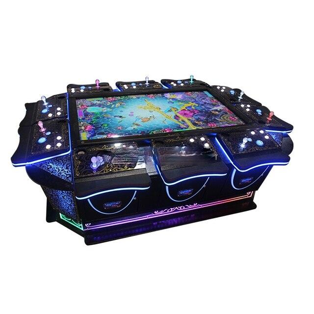 Customized Multi Gambling Arcade Fish Game Machine Ocean King 3 Plus Poseidon's Realm 1
