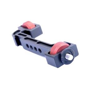 Image 4 - GROOT ZHIYUN WEEBILL S/LAB Crane 3/3S/3S E  DJI RONIN S/SC/RS2/RSC2 Extension Rotatable Bracket for Monitor LED