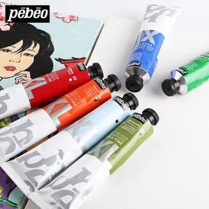 Pebeo XL Studio Oil Colour Paint 37ml for Artists Huile Fine Link 1