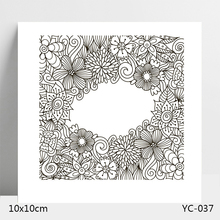 AZSG grass FLOWER Clear Stamps/Stamp/For Scrapooking/Card Making/Silicone Stamps/Decoration  Crafts
