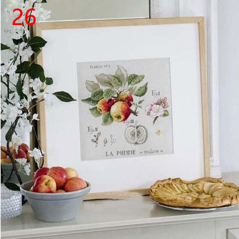 26 DFEA阴影花—苹果