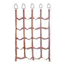 Тренировочная сетка для лазанья, уличная детская игровая площадка, детская Защитная страховочная сетка, расширенная тренировочная скалодромы