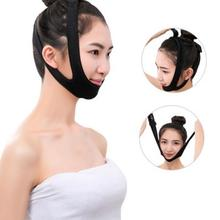 Skillful Manufacture Face Lifting Belt Mask Superior Quality V-shaped Slim Thin Double Chin Belt Health Beauty Skin Care Tool