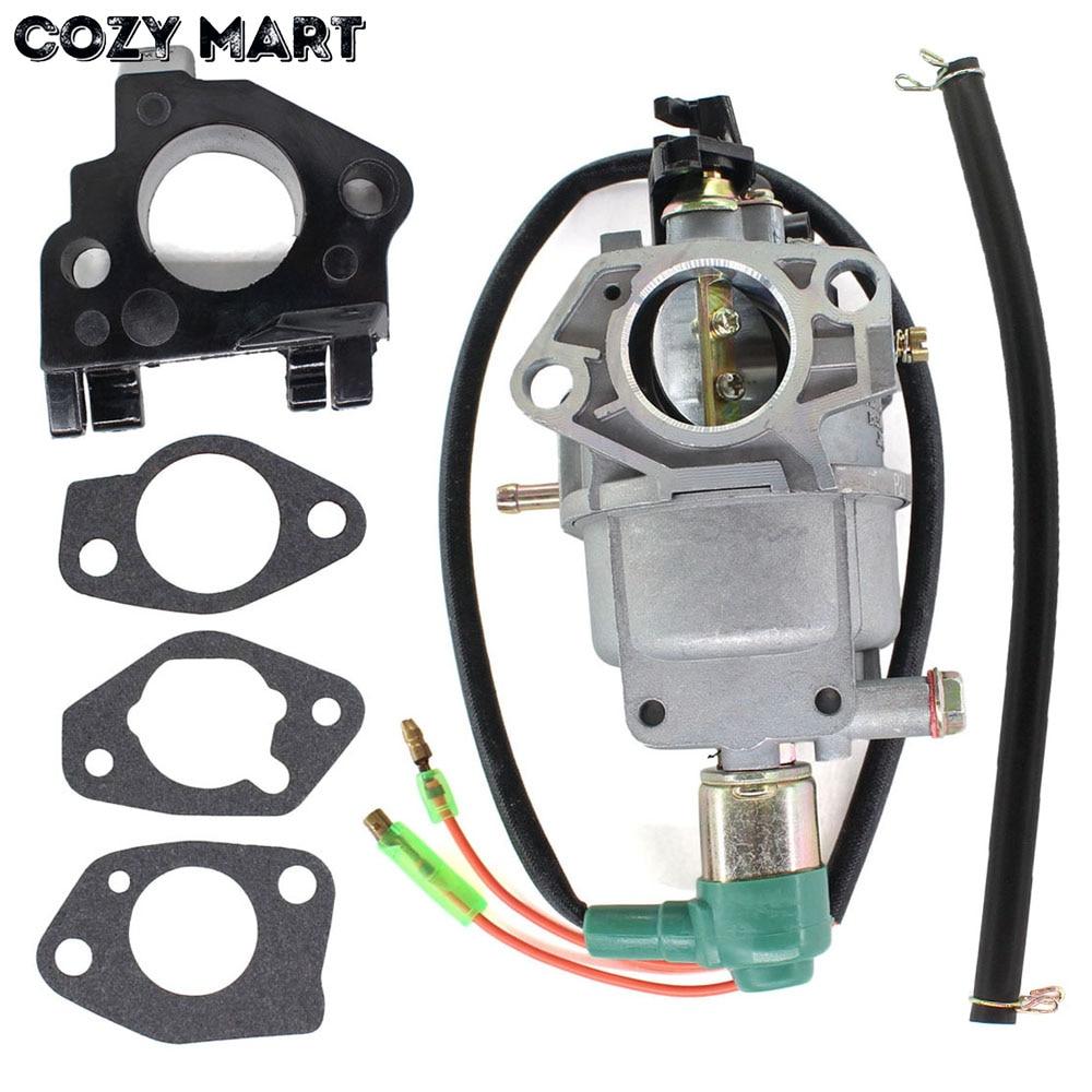 New Carburetor kit For Predator Generator 420CC 8750W 7000W 6500W 5000W 188F US