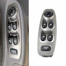 Szary z lusterkiem wstecznym Master Electric Power Window lewy przedni przełącznik do drzwi kierowcy 93570-25000 dla Hyundai Accent 2000 2005