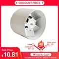 100 мм настенное крепление для ванной комнаты кухонная труба вытяжной вентилятор вентиляция воздуходувка свежий эжектор вентилятор