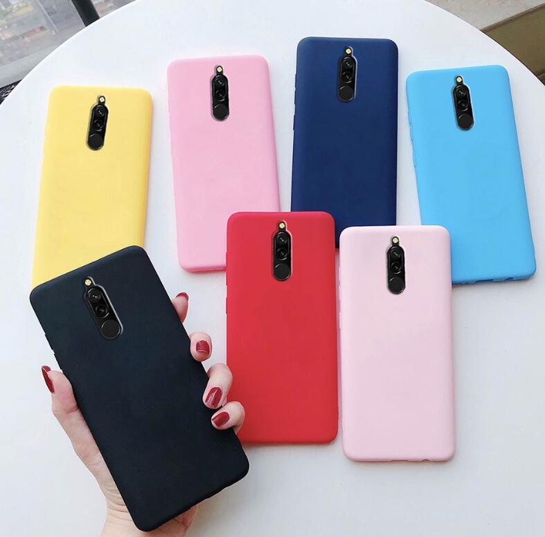 Силиконовый чехол карамельных цветов для Nokia 6,1 2018 3 3,1 5 5,1 6 6,1 7 Plus 8 nokia x5 x6 5,1 6,1 plus, матовый мягкий чехол из ТПУ