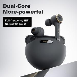 Image 4 - WHIZZER TP1S Upgrade  Head phones Bluetooth 5.0  Earphones 3D Stereo Wireless Earphones наушники беспроводные IPX5 Touch Control