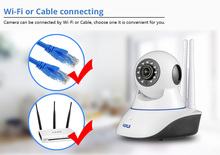 bezpieczeństwo internetowa kamera 720P