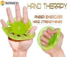 SONGYI main doigt formateur Silicone pince force entraînement entraînement musculaire rééducation poignée anneau Exercice S120