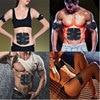 EMS Hip Muscle Trainer Unisex ABS Sport Press Stimulator Gym Body Slimming Shaper Machine Smart Fat Burning Weight Loss Massager