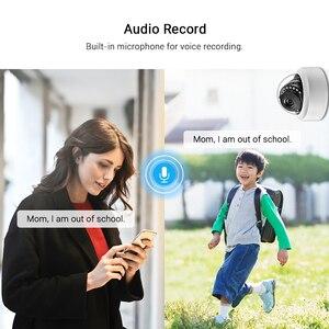 Image 2 - Hamrotte cámara IP de 5MP Onvif, micrófono interno con detección de movimiento, visión nocturna, domo interior, Web, Xmeye, acceso remoto, H.265