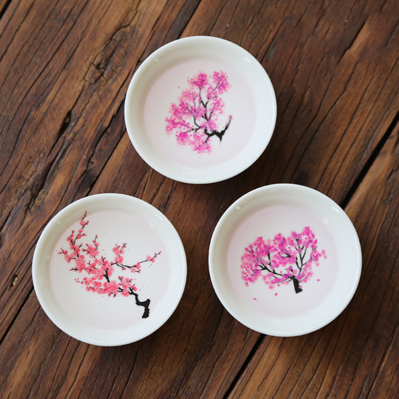 Cherry Blossom Colour Changing Cup