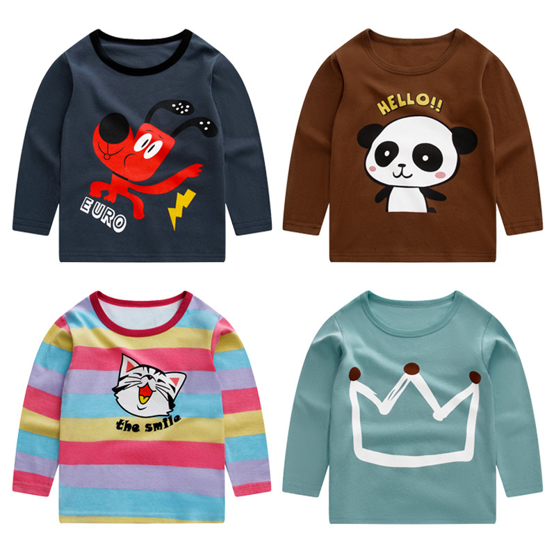 Toddler Baby Girl Hoodies Tops Long Sleeve Sweatshirt Pullover Hooded Sweater Fall Winter Clothes 1-6 Years