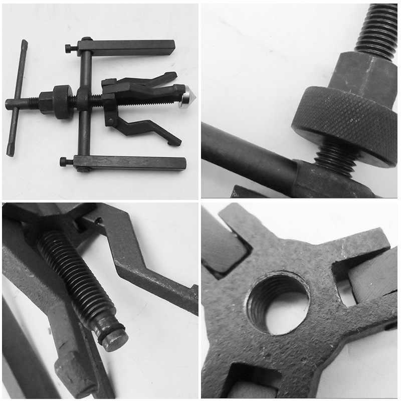 Baja Karbon 3 Rahang Inner Bearing Puller Bearing Remover Gear Extractor Mobil Stying Tugas Berat Otomotif Mesin Alat Kit dropshi