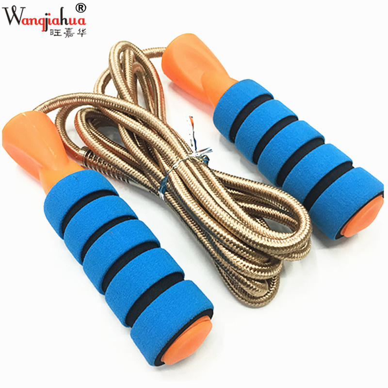Bearing Pattern Jump Rope Household Fitness Equipment Sports The Academic Test For The Junior High School Students Steel Wire Ju