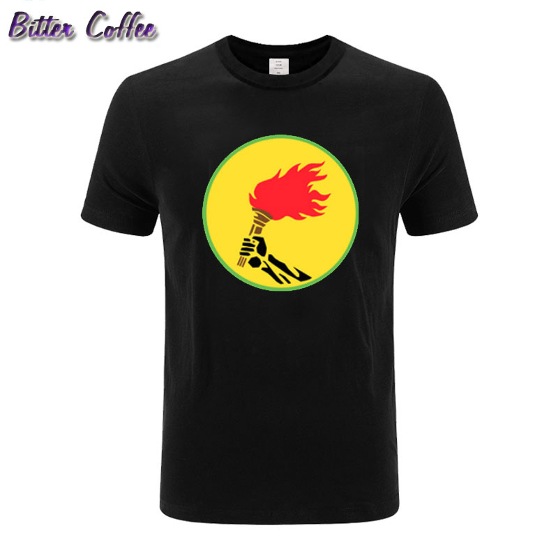 ZAIRE FLAG Democratic Republicof The Congo Souvenir Funny Tshirt Classic Apparel O-Neck 100% Cotton T-Shirt Tops Tee