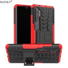 For Xiaomi Mi CC9 Pro Case Anti-knock Heavy Duty Armor Cover Mi CC9 Pro Note 10 Silicone Phone Bumper Case For Xiaomi Mi CC9 Pro