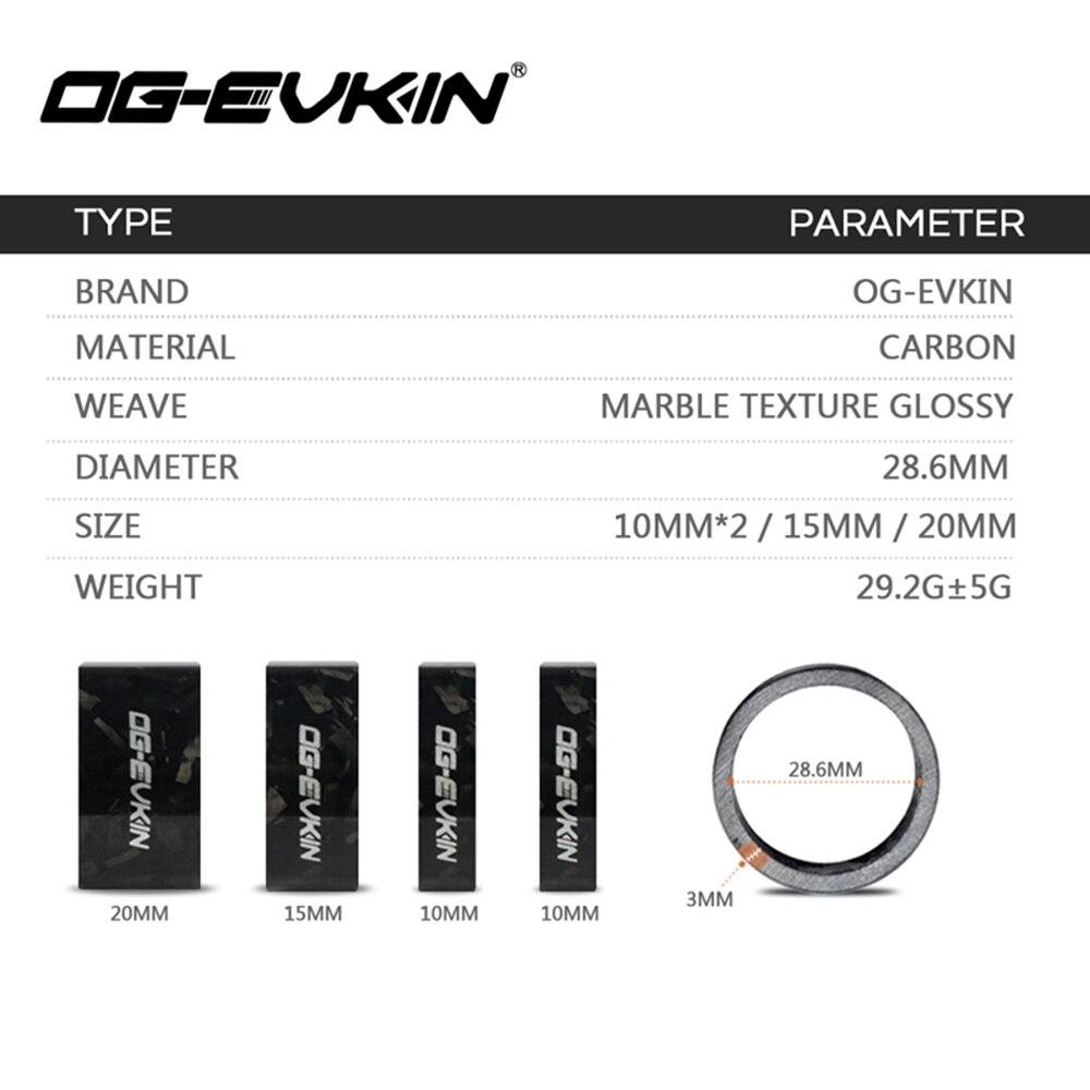 Купить углеродная прокладка для велосипеда набор из 286 мм и 4 разделителей