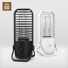 Youpin xiaoda مصباح تعقيم Smartda ، جهاز ضوء مضاد للفيروسات مع ضوء الأشعة فوق البنفسجية مع الأوزون 360 درجة