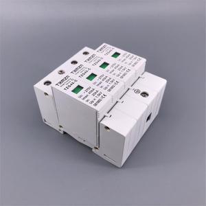 Image 3 - Dispositif de protection contre les surtensions à basse tension, AC SPD 4P, 20ka ~ 40ka, 275V