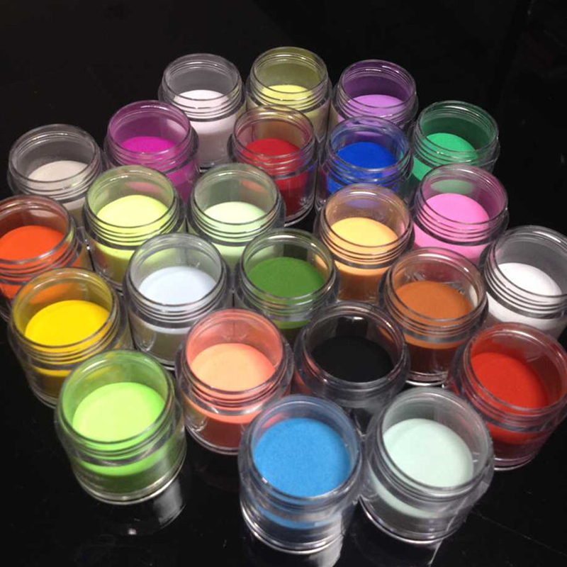 10g garrafas 12 pces acrilico prego kit acrilico po com monomero liquido profissional para extensao do