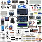 Upgraded version Mega 2560 Project Complete Starter Kit with LCD1602 IIC Ultrasonic Sensor for Arduino with Tutorial